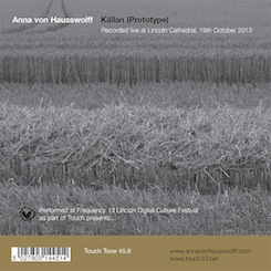Anna von Hausswolff - Kallan (Prototype) - Live in Lincoln Cathedral