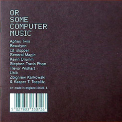 OR Some Computer Music 1