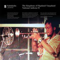Kabukabu & Klezmer Chidesch perform The National Anthem Nos. 3 & 4
