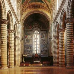 Pietro Riparbelli - 4 Churches