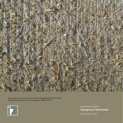 Lawrence English - Incongruous Harmonies