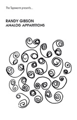 Randy Gibson - Analog Apparitions