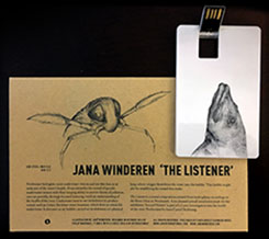 Jana Winderen - The Listener